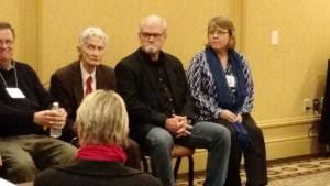 Writer to Writer Panel