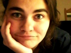 Hannah closeup